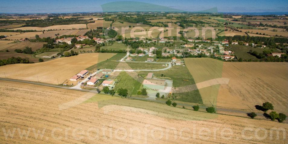 Terrain à vendre à Le Cabanial - Lotissement communal de la Serre