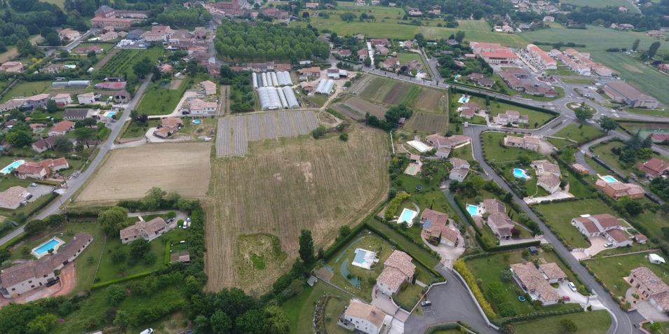 Terrain à vendre à Lapeyrouse-Fossat - Lotissement Mayral